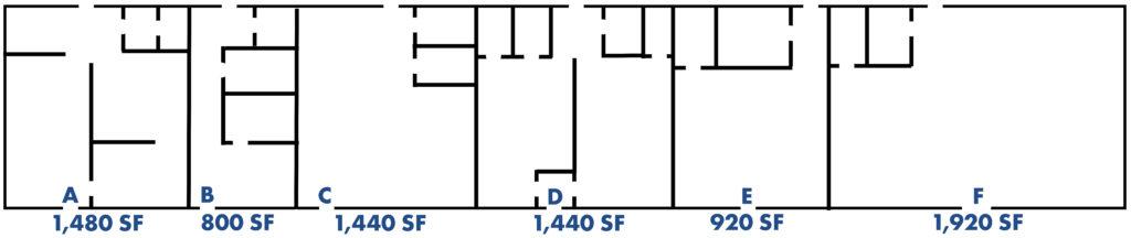 6800 Shakespeare Rd Floor Plan